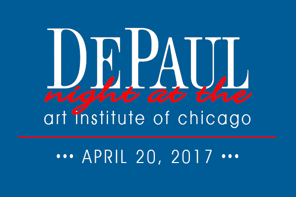 DePaul Night at Art Institute of Chicago