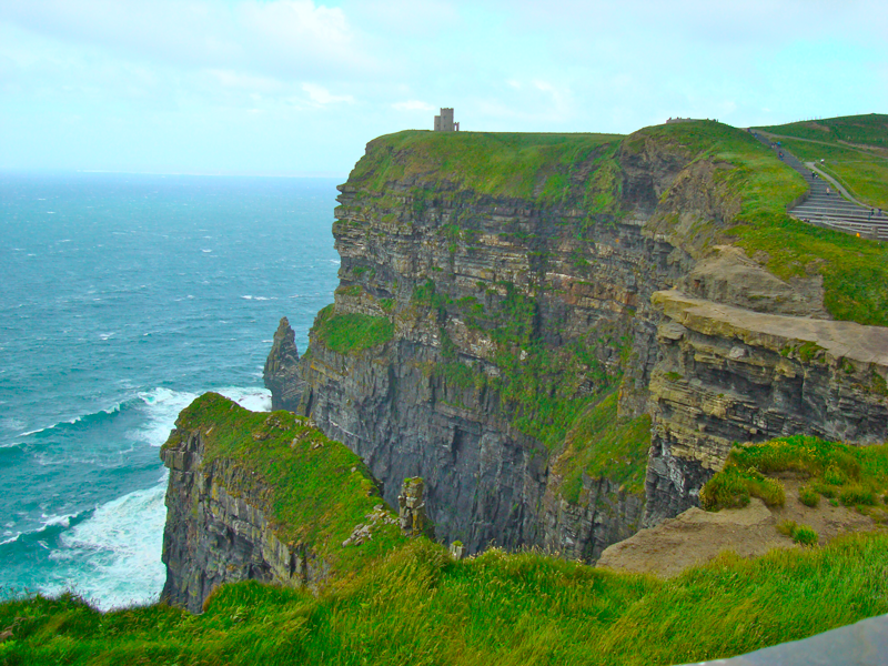 Irish Cliffs