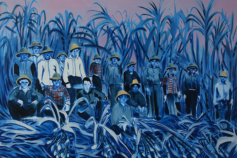 Canefield Workers