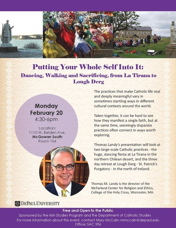 Putting Your Whole Self Into It | Flyer