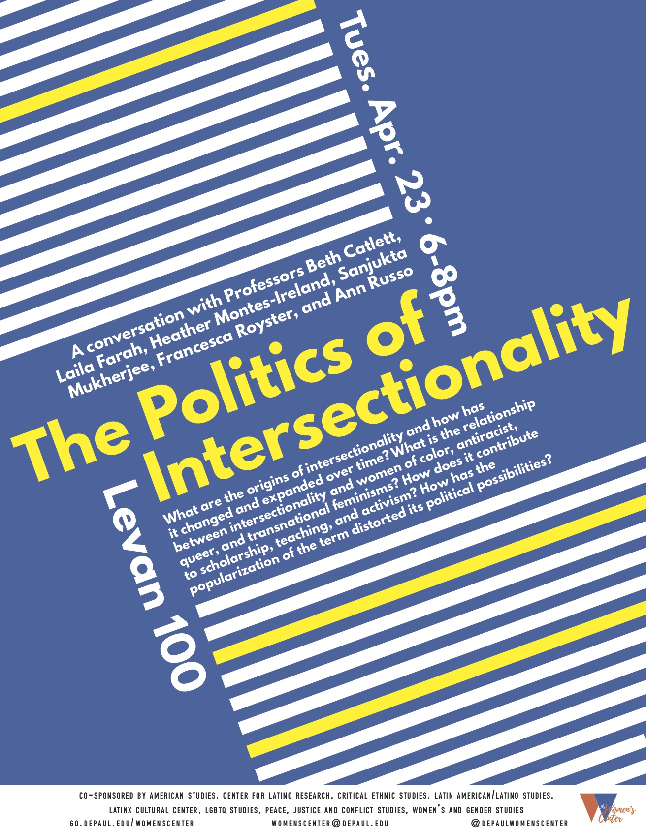 politics of intersectionality