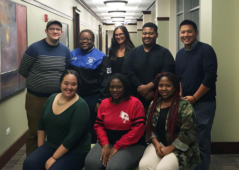 Ethnic Studies Cohort, Autumn 2015