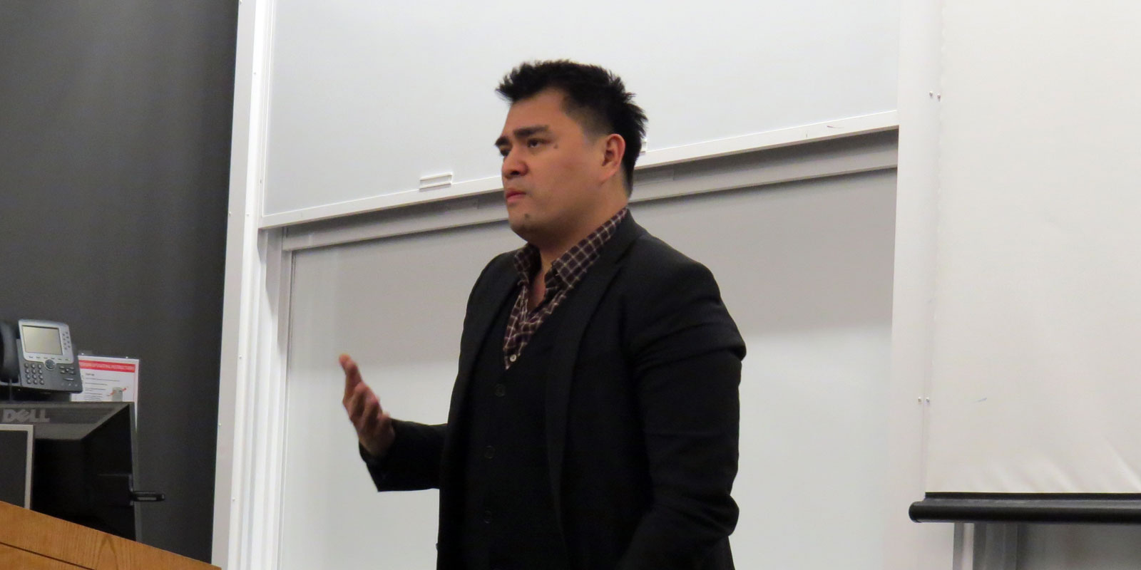 "​Jose Antonio Vargas from Define American and ""Documented"""