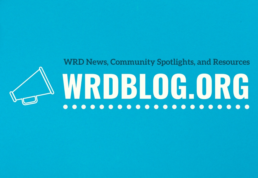 Visit our blog for more WRD students spotlights