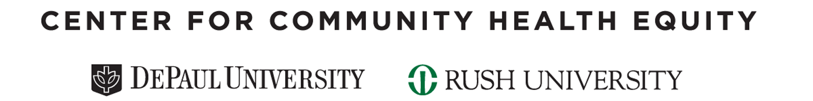 Center For Community Health Equity Centers Institutes