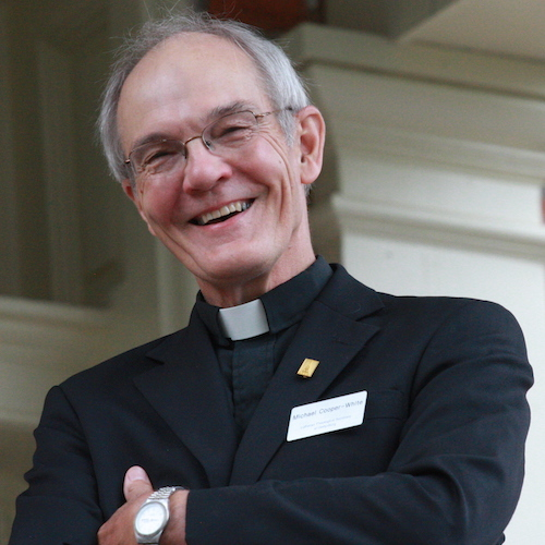 Rev. Michael Cooper-White (President, Lutheran Theological Seminary at Gettysburg)