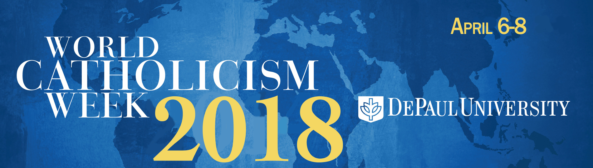 Logo for World Catholicism Week 2018