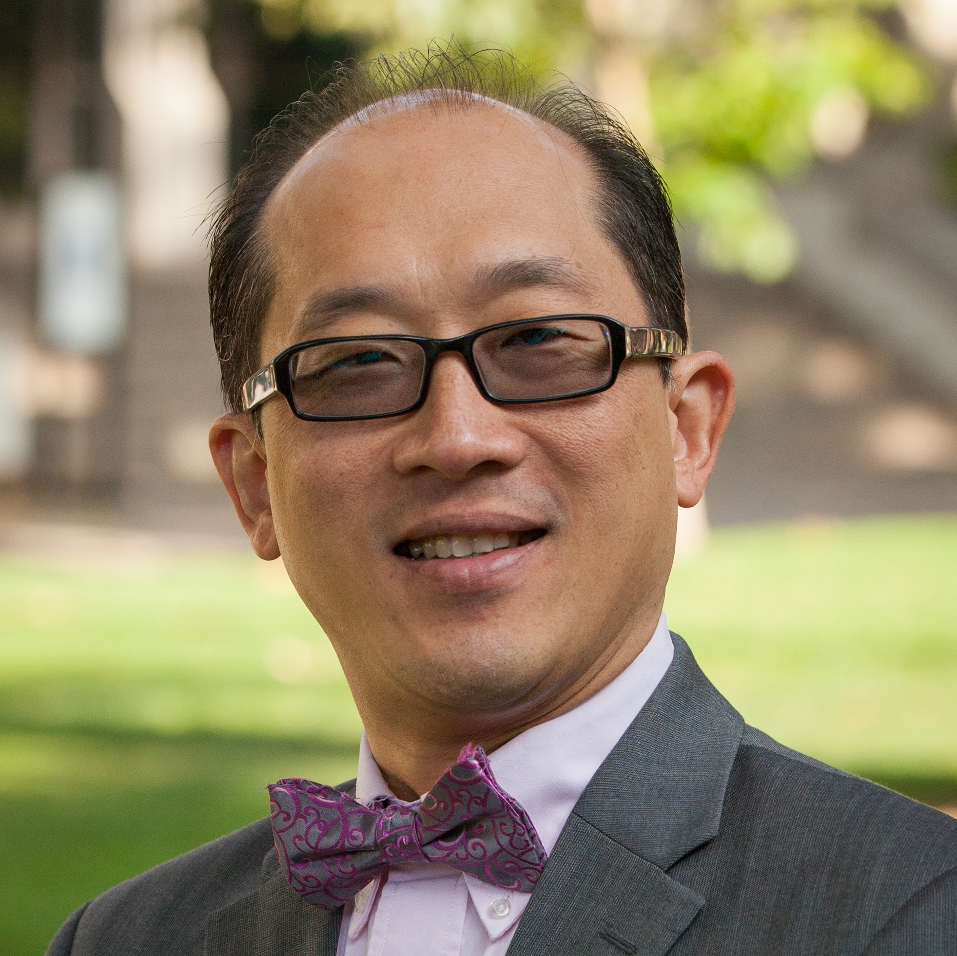 Amos Yong (Center for Missiological Research, Fullerton Theological Seminary)