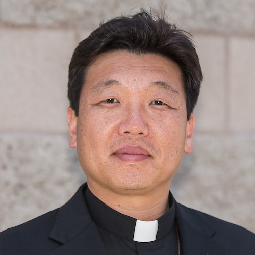 Simon C. Kim (Our Lady of Holy Cross College)