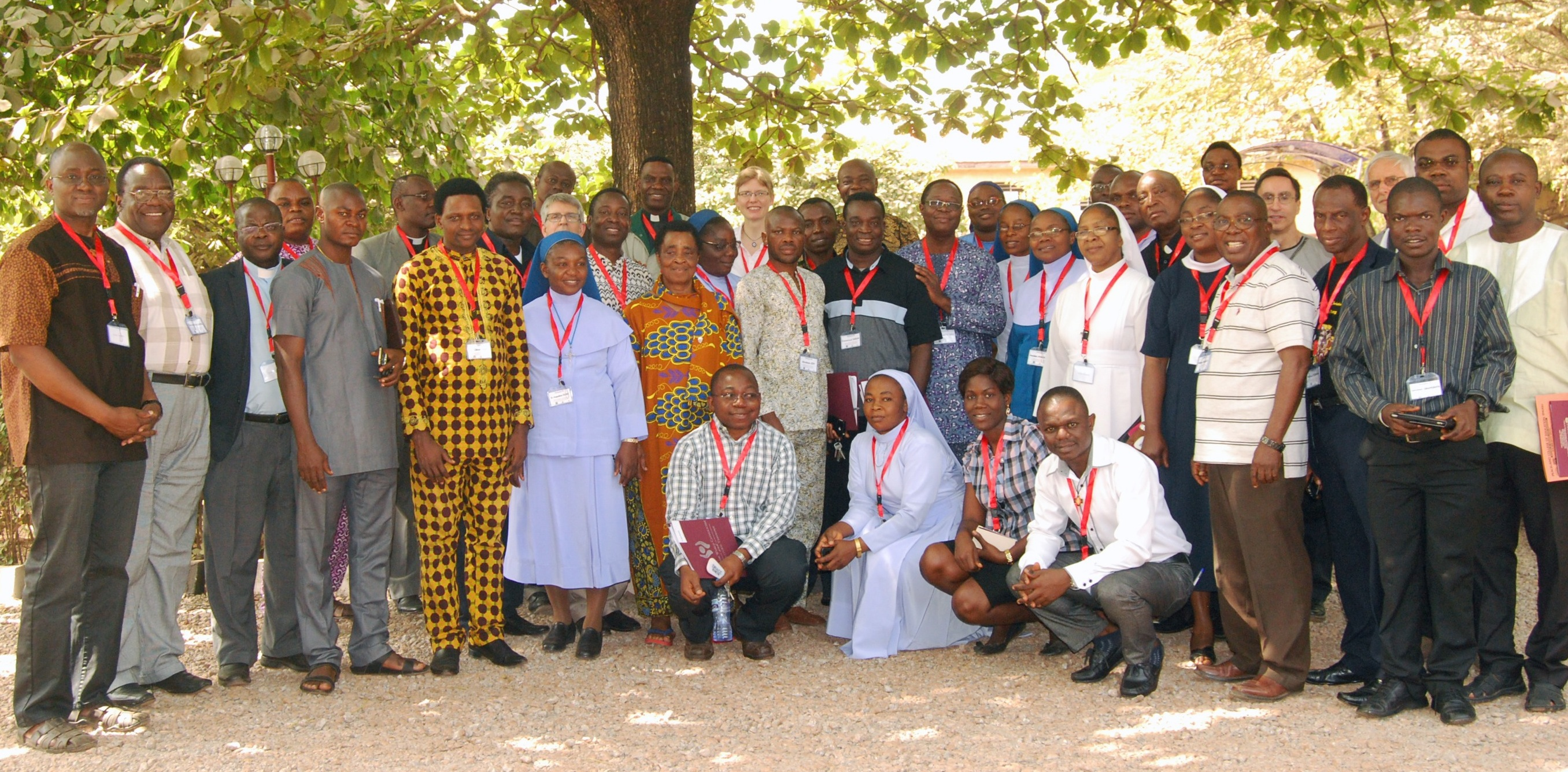 December 2015 in Enugu, Nigeria—Speakers & participants of the International Colloquium on the Future of African Catholicism, organized by CWCIT in collaboration with Spiritan International School of Theology and Peaceland College of Education, both in Nigeria