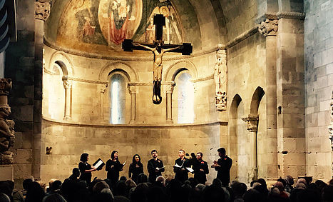 Schola Antiqua vocal ensemble
