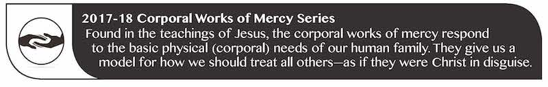 Explanation of corporal works of mercy
