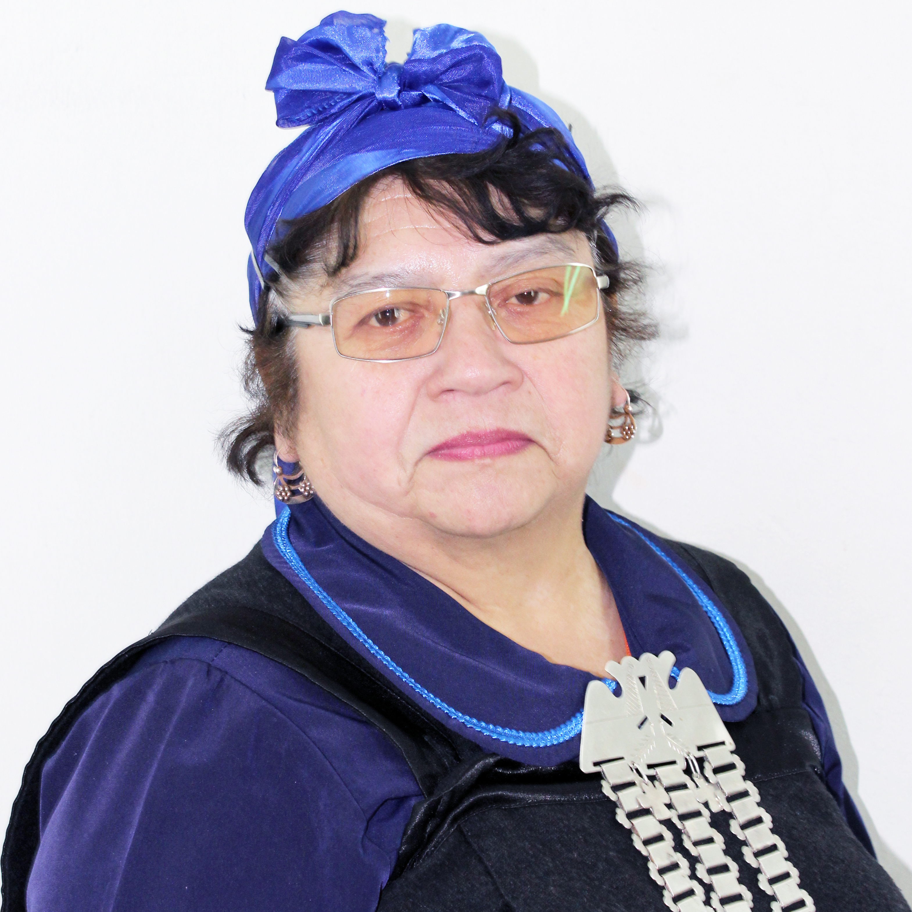 Isolde Reuque Paillalef (Office of Mapuche Pastoral Ministry, Diocese of San José—Temuco, Chile)