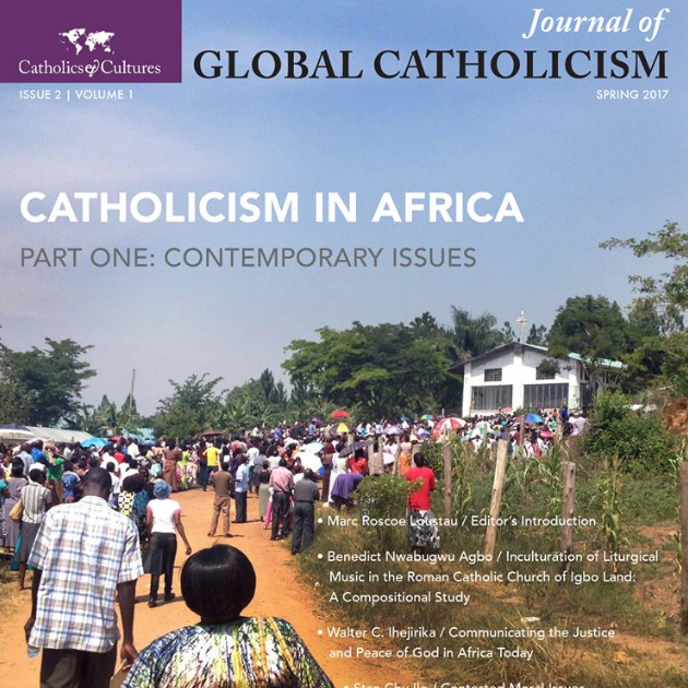 Cover of Journal of Global Catholicism