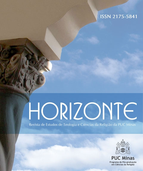 Cover of journal, Horizonte