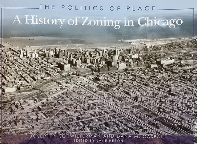 DePaul Politics of Place book cover