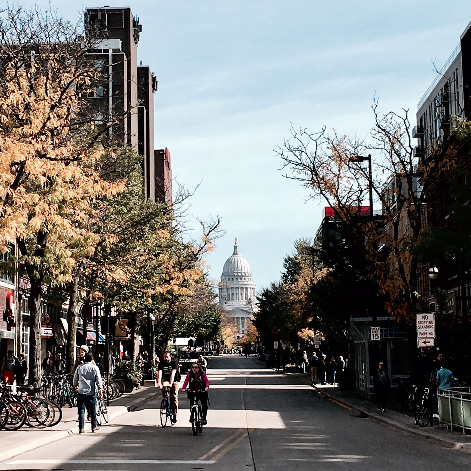 State Street, Madison, Wisconsin