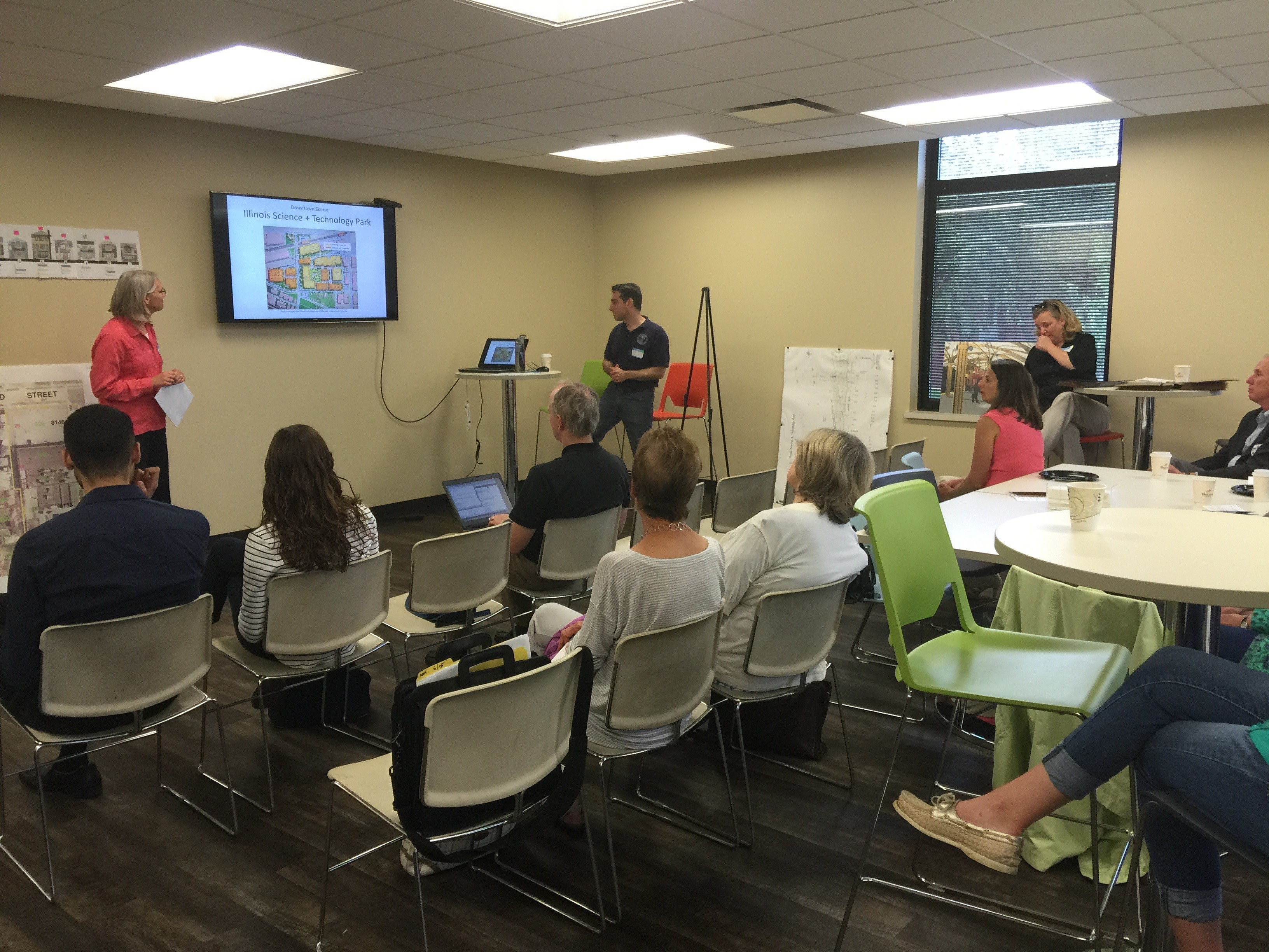 MDRN Mobile Workshop - Summer 2015 - Skokie