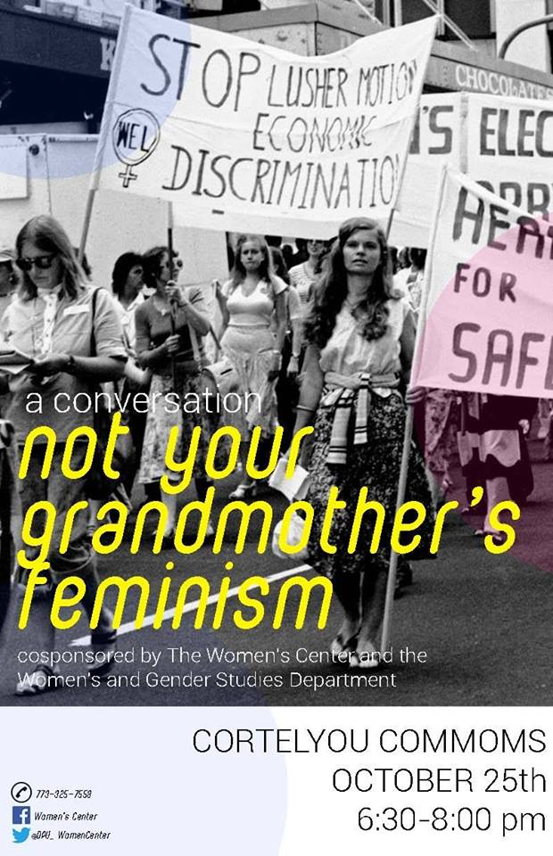 Not Your Grandmother's Feminism