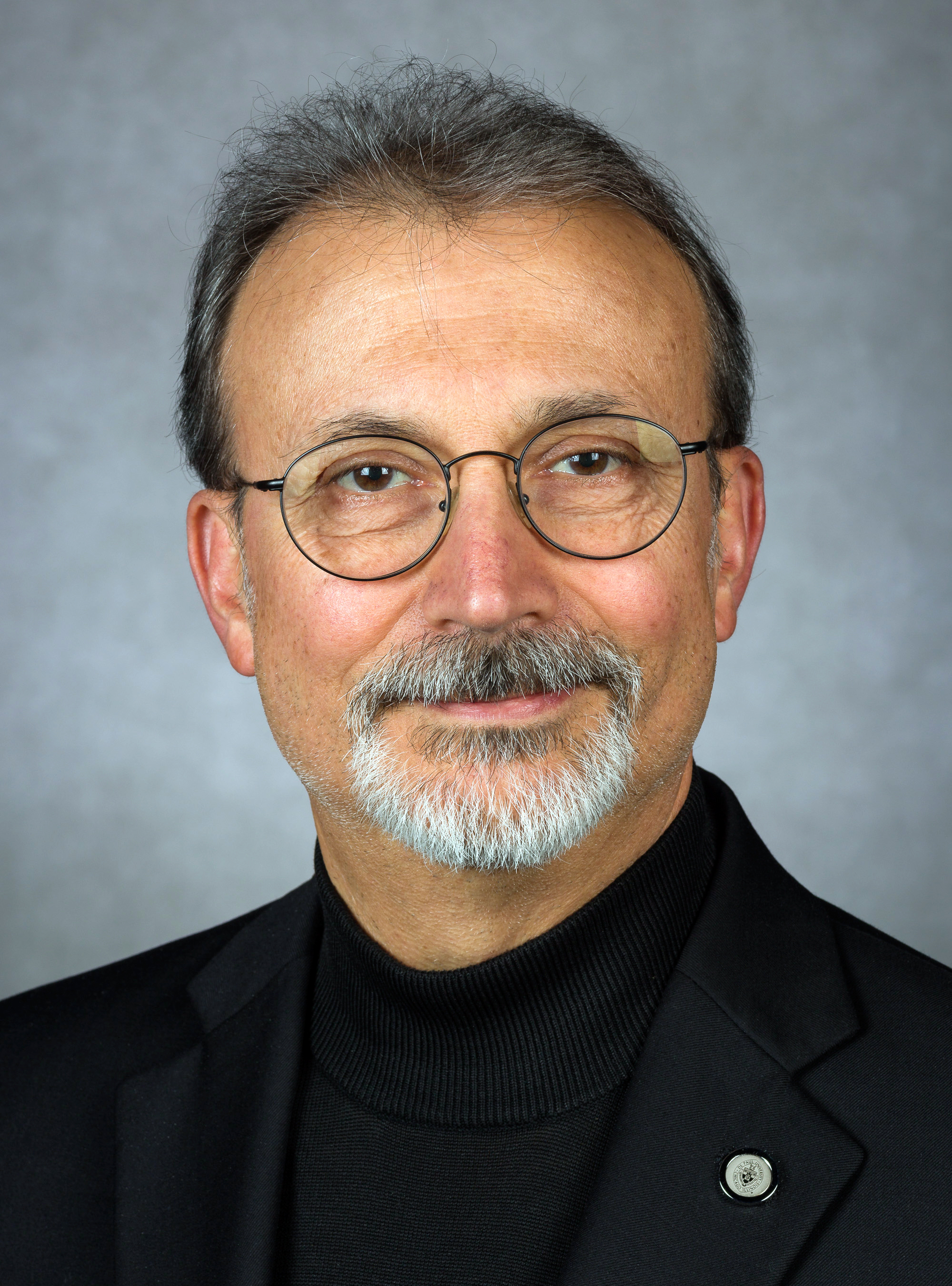 Guillermo Vasquez de Velasco, Dean, College of LAS