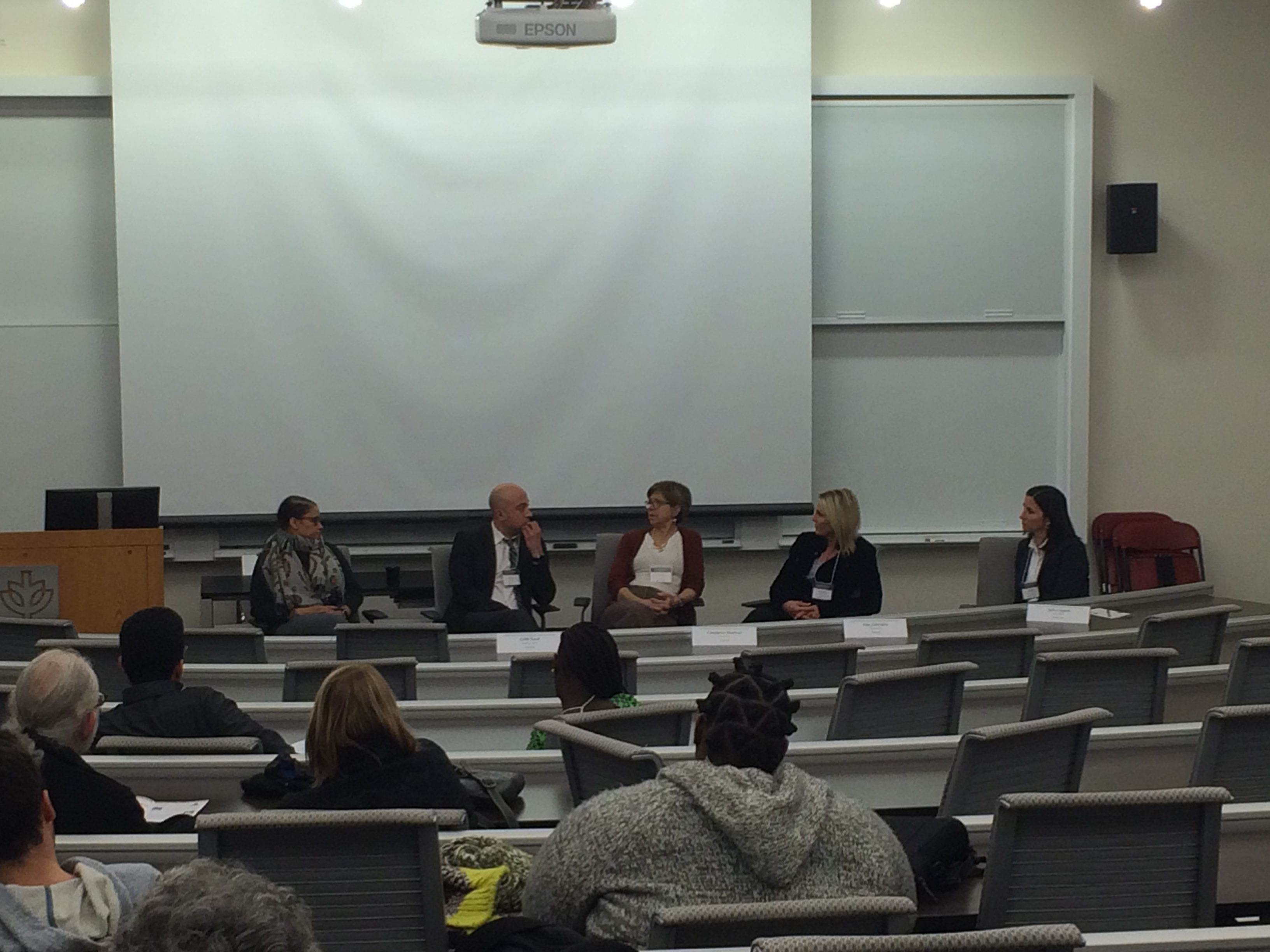 2016 Faculty and Professional Panel