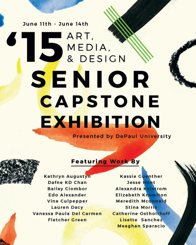 Art, Media, and Design Capstone